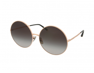 Okrogla sončna očala - Dolce & Gabbana DG2198 12988G