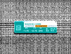 Bausch + Lomb ULTRA for Astigmatism (6 leč) - Predogled lastnosti