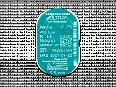 Bausch + Lomb ULTRA for Astigmatism (6 leč) - Predogled blister embalaže