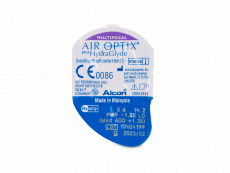 Air Optix plus HydraGlyde Multifocal (6leč)