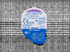 Air Optix plus HydraGlyde Multifocal (3 leče)