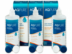 Tekočina AQ Pure 3 x 360ml  - Economy 3-pack - solution