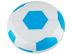 Škatlica z ogledalom Football - blue