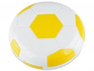 Škatlice za leče z ogledalom - Škatlica z ogledalom Football - yellow