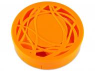Dodatna oprema - Škatlica z ogledalom - oranžna ornament