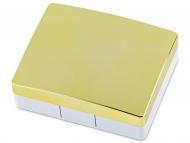 Škatlice za leče z ogledalom - Škatlica z ogledalom Elegant  - gold