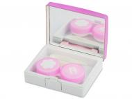 Škatlice za leče z ogledalom - Škatlica z ogledalom Elegant  - pink