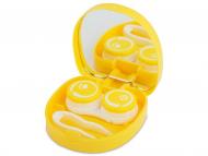 Dodatna oprema za leče - Škatlica z ogledalom Smile - yellow