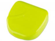 Škatlice za leče z ogledalom - Škatlica z ogledalom Line - yellow