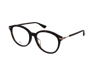 Oval / Elipse okvirji za očala - Christian Dior Dioressence18F 086