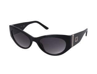 Guess sončna očala - Guess GU7624 01B