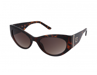 Guess sončna očala - Guess GU7624 52F