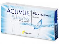 Kontaktne leče za Vaše oči - Acuvue Oasys (12leč)