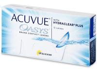Acuvue Oasys (12leč) - 14 dnevne kontaktne leče