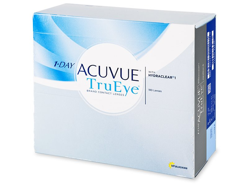 1 Day Acuvue TruEye (180leč) - Dnevne kontaktne leče