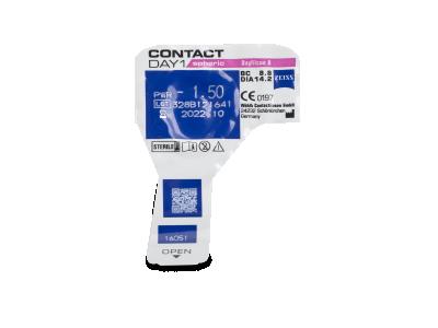 Predogled blister embalaže - Zeiss Contact Day 1 Spheric (32 leč)