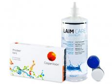 Proclear Toric (6 leč) + tekočina Laim-Care 400 ml