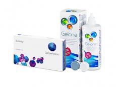 Biofinity (3 leče) + tekočina Gelone 360 ml