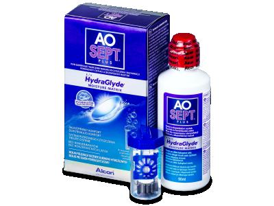 Tekočina AO SEPT PLUS HydraGlyde 90ml  - Tekočina za čiščenje