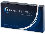 Kontaktne leče TopVue - TopVue Premium (6 leč)