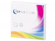 Kontaktne leče TopVue - TopVue Color - z dioptrijo (2leči)