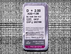 TopVue Air Multifocal (3 leče) - Predogled blister embalaže