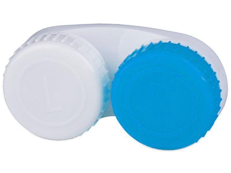 Škatlica za leče blue & white L+R