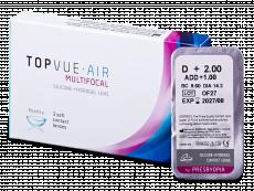 TopVue Air Multifocal (1 leča) - Multifokalne kontaktne leče