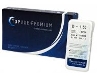 Kontaktne leče TopVue - TopVue Premium (1 leča)