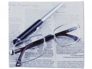 Dodatna oprema za leče - Čistilna krpica za očala - Časopis