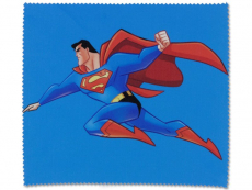 Čistilna krpica za očala - Superman