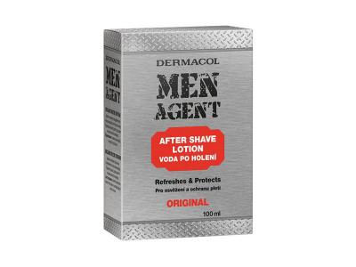 Losjon po britju Dermacol Men Agent Original 100 ml