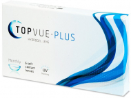 Kontaktne leče TopVue - TopVue Plus (6 leč)