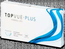 TopVue Plus (6 leč) - Mesečne kontaktne leče