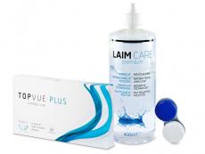 TopVue Plus (6 leč) + tekočina Laim-Care 400 ml