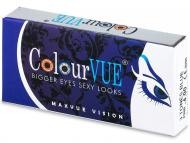 ColourVUE - 3 Tones - Brez dioptrije (2leči) - Barvne kontaktne leče