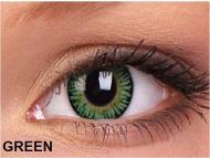 ColourVUE - 3 Tones - Brez dioptrije (2leči) - Zelena
