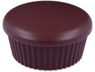 Dodatna oprema - Škatlica z ogledalom Muffin - rjava