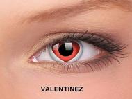 Crazy ColourVUE - Brez dioptrije (2leči) - Valentinez