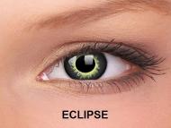Crazy ColourVUE - Brez dioptrije (2leči) - Eclipse