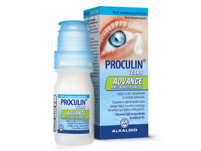 Proculin Tears Advance kapljice za oči 10 ml