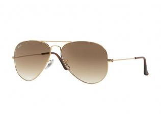 Pilot / Aviator sončna očala - Ray-Ban AVIATOR LARGE METAL RB3025 - 001/51