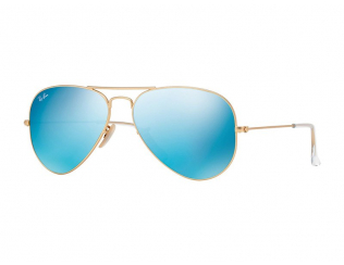 Pilot / Aviator sončna očala - Ray-Ban AVIATOR LARGE METAL RB3025 - 112/17