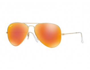 Pilot / Aviator sončna očala - Ray-Ban AVIATOR LARGE METAL RB3025 - 112/69