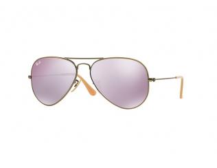 Moška sončna očala - Ray-Ban AVIATOR LARGE METAL RB3025 - 167/4K