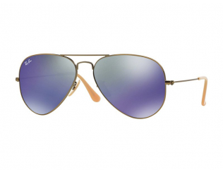Pilot / Aviator sončna očala - Ray-Ban AVIATOR LARGE METAL RB3025 - 167/68