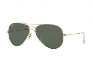 Moška sončna očala - Ray-Ban AVIATOR LARGE METAL RB3025 - 001/58