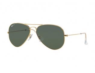 Ženska sončna očala - Ray-Ban AVIATOR LARGE METAL RB3025 - 001/58