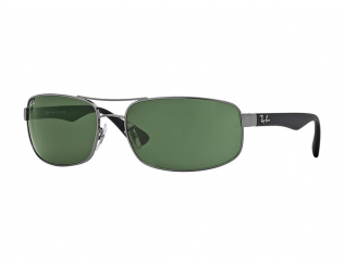 Pravokotna sončna očala - Ray-Ban RB3445 - 004