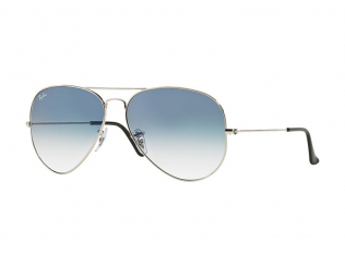 Moška sončna očala - Ray-Ban AVIATOR LARGE METAL RB3025 - 003/3F